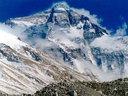 Эверест Северная стена